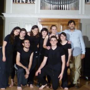 11 giugno 2014: la lezione aperta di teatro