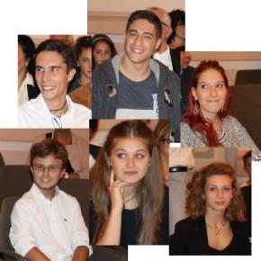 26 settembre 2015: ecco i nuovi Allievi della Scuola!