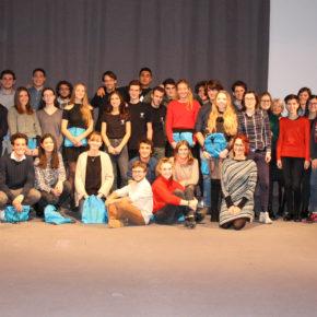 La Scuola di Como augura Buon Natale con la grande serata degli Allievi