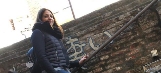 Gli Allievi della Scuola di Como: Giulia Cattaneo si racconta in 2000 battute