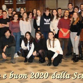 Tanti auguri da parte della Scuola di Como !!!!